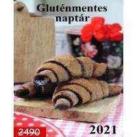 Cserepes Ágnes - Gluténmentes Naptár 2021