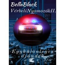 Bella Black - Vérbeli Nyomozók II. - Egy különleges ajándék